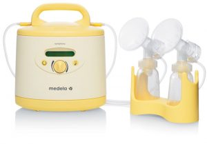 Hospital Grade Breast Pump Rental (Medela Symphony)